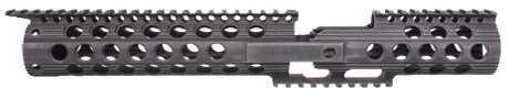 Troy Industries Delta-MX Mid-Length Black Md: SRAI-DLT-MXBT-00