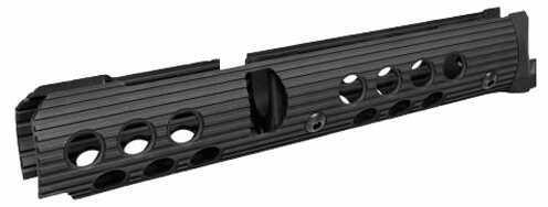 Troy Industries AK47 Rail Short Set, Black Md: SRAI-AK1-SBBT-00