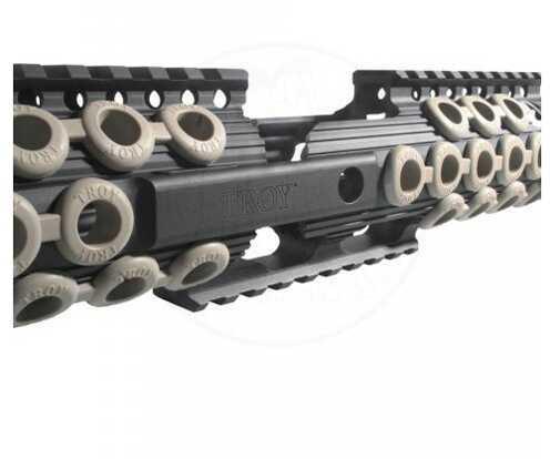 Troy Industries Squid Grip - 7-Pack Flat Dark Earth Md: SSQD-7PK-00FT-00