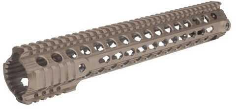 "Troy Industries Troy's Bravo Keymod SDMR Rail 11"" Flat Dark Earth STRX-BK1-11FT-00"
