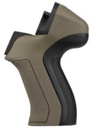 Advanced Technology Intl. Advanced Technology Intl Remington 20 Ga Talon T2 Rear Pistol Grip SRG Desert Tan Md: A.5.20.1650
