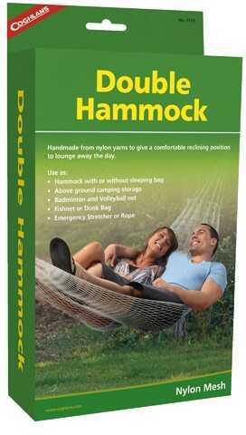 Coghlans Hammock Double Md: 0112