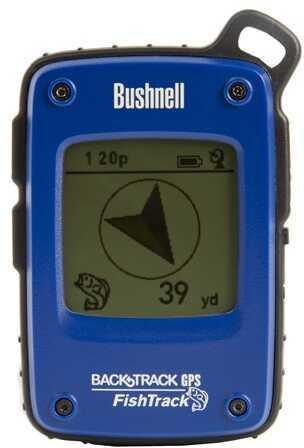 Bushnell BackTrack GPS Fish/Track Blue/Black, Digital Compass Md: 360600