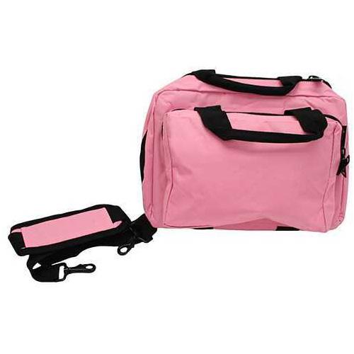 "US Peacekeeper Range Bag Mini 12.75"" x 8.75"" x 3"" Pink Md: P21103"