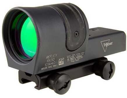 Trijicon 1x42mm Reflex 6.5 MOA Dot Reticle ACOG, BS Md: RX30-C-800089