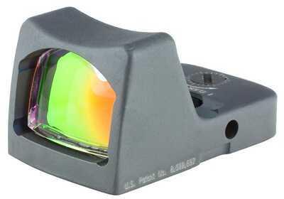 Trijicon RMR Sight 6.5 MOA Red Dot, Cerakote, Sniper Gray Md: RM02-C-700121
