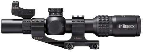 Burris XTR II Scope 1-5x24mm, Illuminated, Fast Fire 3, PEPR, TMnt, Matte Md: 201002