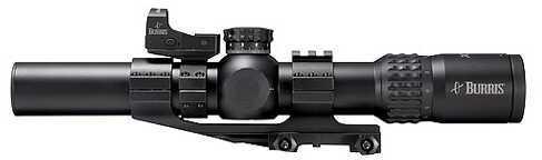 Burris XTR II Scope 1.5-8x28mm, Illuminated, Fast Fire 3, PEPR, TMnt, Matte Md: 201011