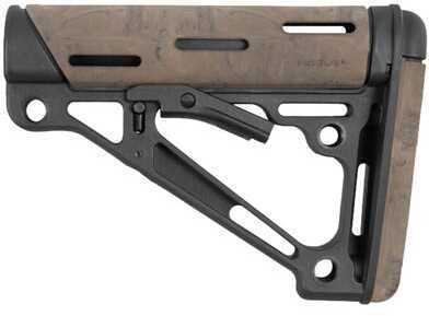 Hogue AR15 OMC Buttstock - Com/Mil-Spec Ghillie Tan Md: 15950
