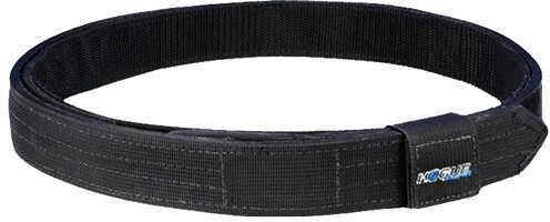 "Hogue 1.5"" Wide 40"" Waist Black Competition Velcro Inner/Outer Belt Set"
