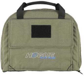 Hogue HG Pistol Bag Front Pocket, OD Green Medium Md: 59251