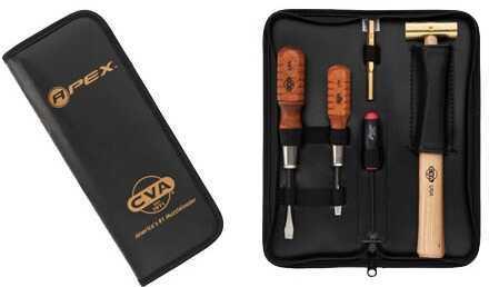 CVA APEX Muzzleloader Premium Tool Kit in Soft Case Md: AA1835