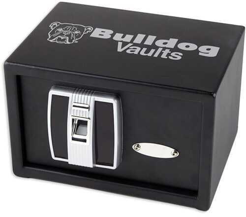 """Bulldog Cases 7.25"""" x 11"""" x 8"""" Digital Pistol Vault w/Biometric Lock Md: BD2000"""