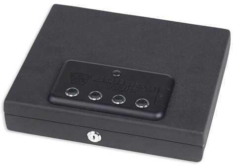 """Bulldog Cases Magnum Digital Vault LED, 9.5"""" x 11.5"""" x 2.25"""", Top Load Md: BD4050"""