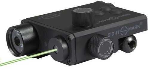 Sightmark LoPro Combo Green Laser/220 Lumen Flashlight Md: SM25004
