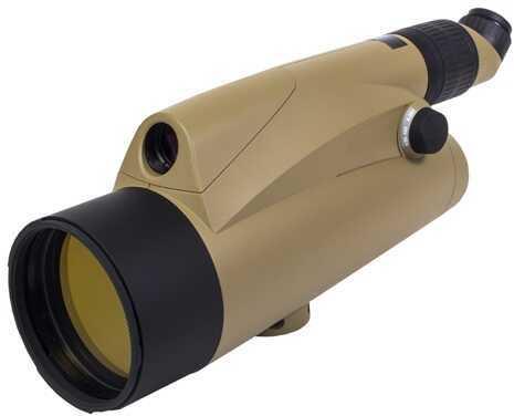 Sightmark Spotting Scope 6-100X100 Angled Eyepiece Tripod Kit Tan Md: Sm21031K