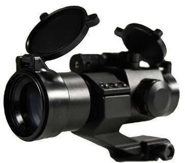 Firefield Close Combat Dot Sight 1x28 w/Red Laser Md: FF26003