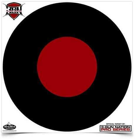 "Birchwood Casey Dirty Bird Paper Targets 17.25"" 3-Gun Nation Target (Per 100) Md: 35182"