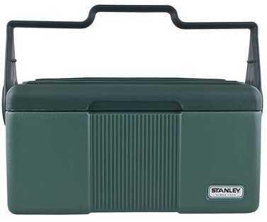 Stanley Adventure Heritage Cooler 7 Quart Green Md: 10-00726-005
