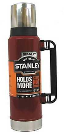 Stanley Ultra Vacuum Bottle 1.4 Quart, Red Md: 10-01032-026