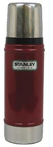 Stanley Vacuum Bottle .5 Quart, Red Md: 10-01228-021