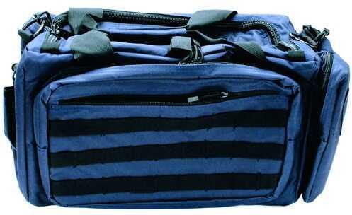 NcStar Competition Range Bag Blue Md: CVCRB2950BL