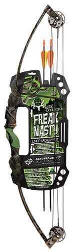 Barnett Freak Nasty Compound - Camo - 25lb Md: 1124
