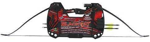 Barnett Black Cat Recurve Bow Md: 1153