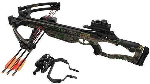 "Barnett Raptor FX Package Quiver, 3 - 20"" Arrows, RCD & RDS Md: 78620"