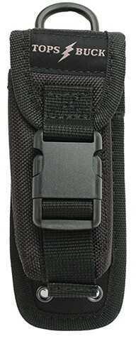 Buck Knives 3493 Heavy Duty Nylon, Black, M.O.L.L.E Md: 0095-15-BK