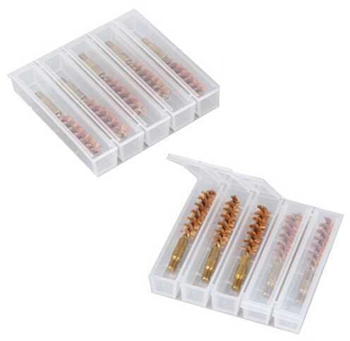 Otis Technologies 10 Pack Bronze Bore Brushes .40 Caliber Md: FG-340-BP