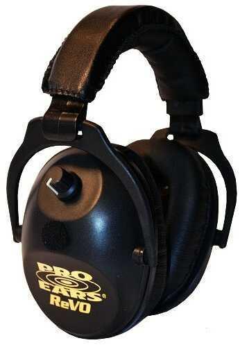 Pro Ears ReVO Electronic Black Md: ER300B