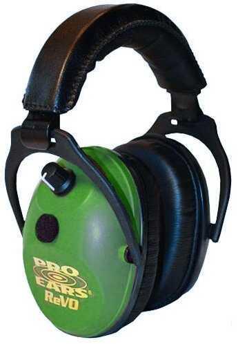 Pro Ears ReVO Electronic Green Md: ER300G