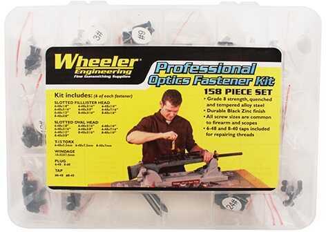 Wheeler Optics Fastener Kit Md: 142434