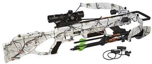 Excalibur Crossbow Matrix380 Lynx (Snow Camo) w/Tact-Zone Lite Md: 3850