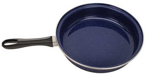 """Stansport Enamel Fry Pan 10"""" Md: 10865"""