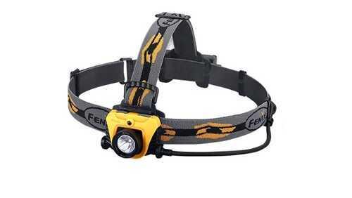 Fenix Lights Fenix H Series 210 Lumens, AA, Orange Md: HP01-ORG