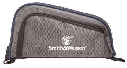 """Allen Cases Allen S&W Protector Single Revolver Case Silver Soft 13"""" SW4289"""