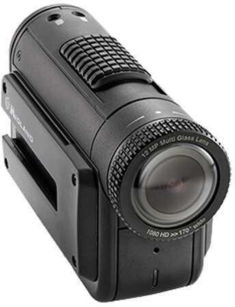 Midland Radios Midland Radio 1080p HD Action Camera with Submersible Case/WiFi/Kit Md: XTC400VP