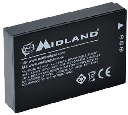 Midland Radios 1700mA Li-Ion Battery Pack for XTC400/450 Md: BATT17L