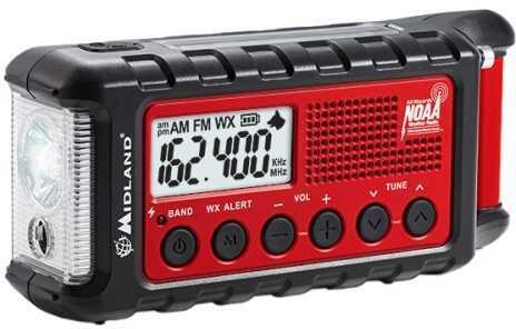 Midland Radios Emergency AM/FM/WX Radio Md: ER300