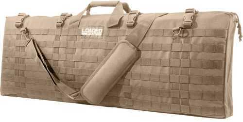 """Barska Optics Barska RX-300 40"""" Tactical Rifle Bag Tan Md: Bi12338"""