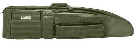 """Barska Optics RX-400 48"""" Tactical Rifle Bag Green Md: BI12294"""