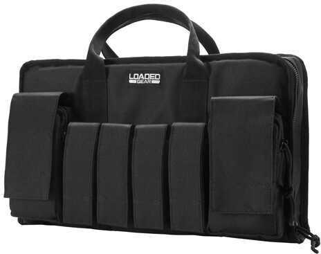 """Barska Optics RX-50 16"""" Tactical Pistol Bag Md: BI12262"""