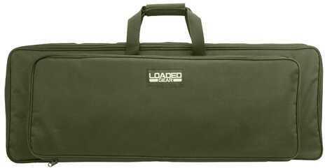 "Barska Optics Barska RX-500 35"" Tactical Rifle Bag Green Md: Bi12296"