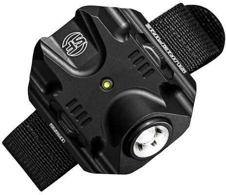 Surefire Flashlight WristLight 2211 Compact, Rechargeable Li-Ion Md: 2211-A-BK