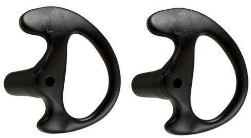 Surefire CommEar Comfort, Left Ear Black Large, 2 Pack Md: EP1-BK-LL2