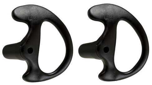 Surefire CommEar Comfort, Left Ear Black Medium, 2 Pack Md: EP1-BK-LM2