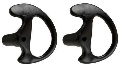 Surefire CommEar Comfort, Left Ear Black Small, 2 Pack Md: EP1-BK-LS2