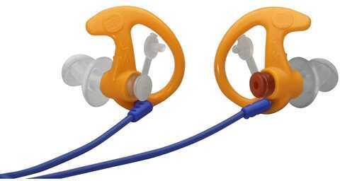 Surefire EP3 Sonic Defender Earplugs, Orange Medium, 1 Pair Md: EP3-OR-MPR